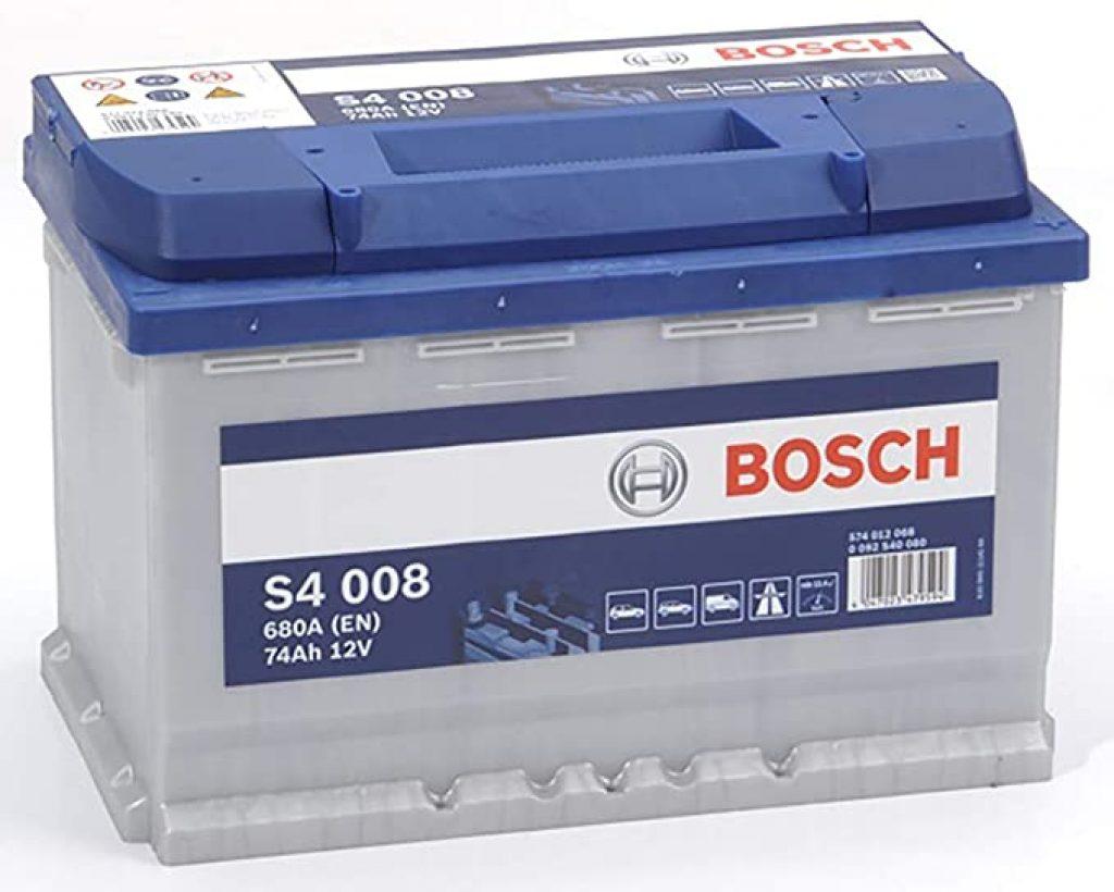 Batterie pour voiture de la marque Bosh