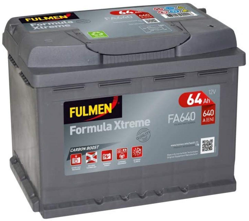 Batterie pour voiture de la marque Fulmen