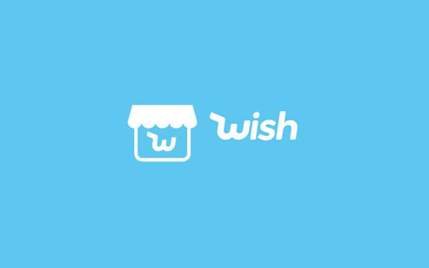 Logo Wish Boutique en ligne chinoise