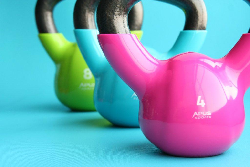 équipement sportif, poids, haltère