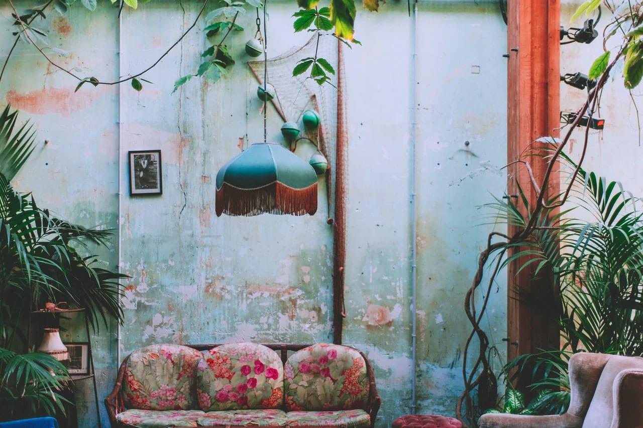 Maison ancienne, déco vintage, meuble anciens