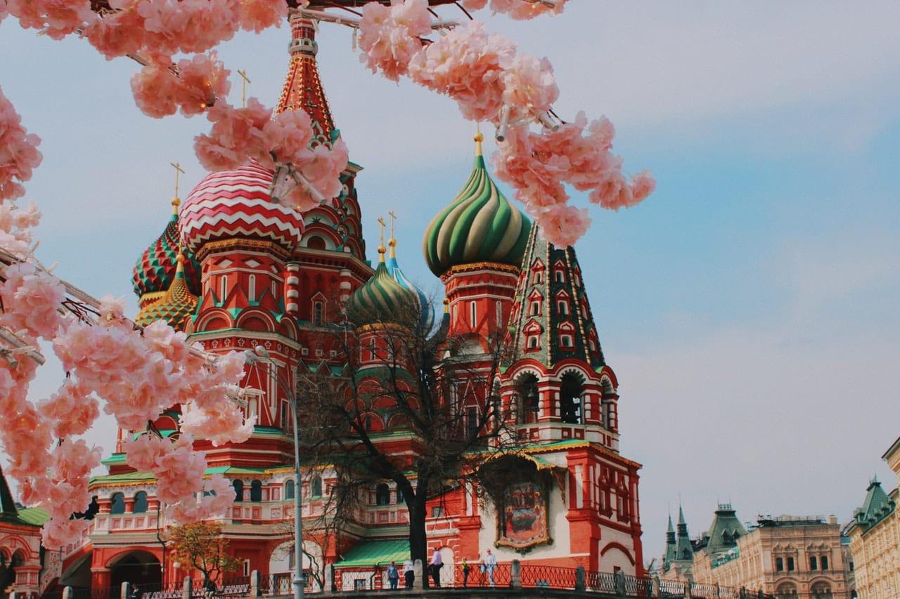 Palais de la Place Rouge de Moscou en Russie