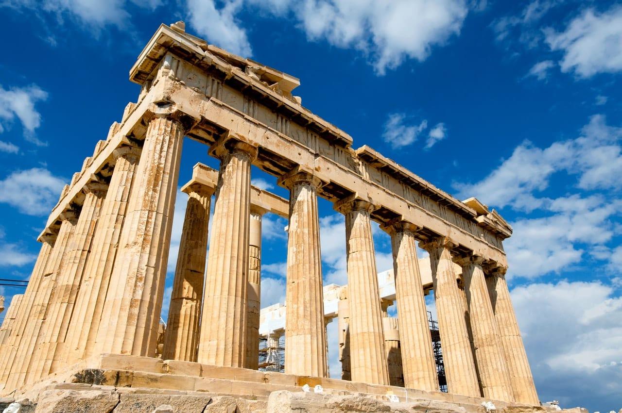 Panthéon, grèce monument hitorique