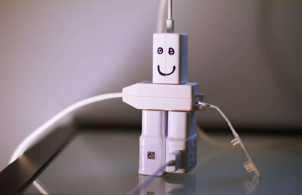 Prise électrique surtension