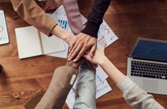 Collaboration, équipe stratégie