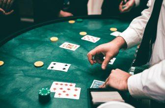 Casino, Blackjack Distribution des cartes