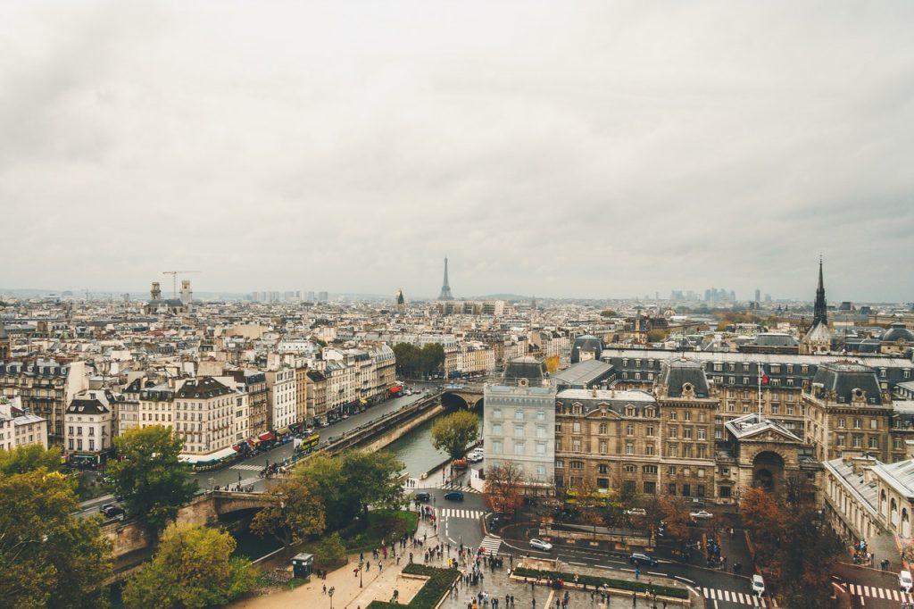 Liberté de rouler à Paris tout en respectant l'environnement