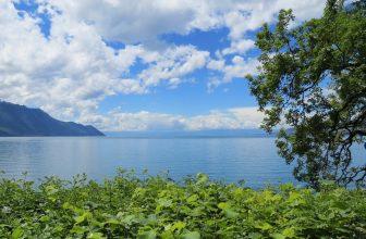 Lac léman, lac de genève suisse
