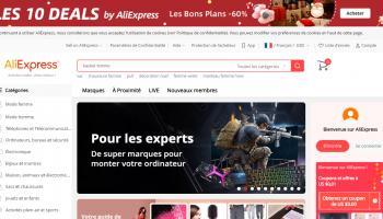 Le Site Aliexpress est-ce une Bonne ou une Mauvaise Idée pour Faire ses Achats ?