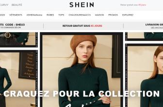 Le Site Shein est-ce une Bonne ou une Mauvaise Idée pour Faire ses Achats ?